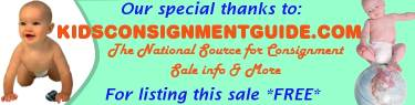 Kids Consignment Guide